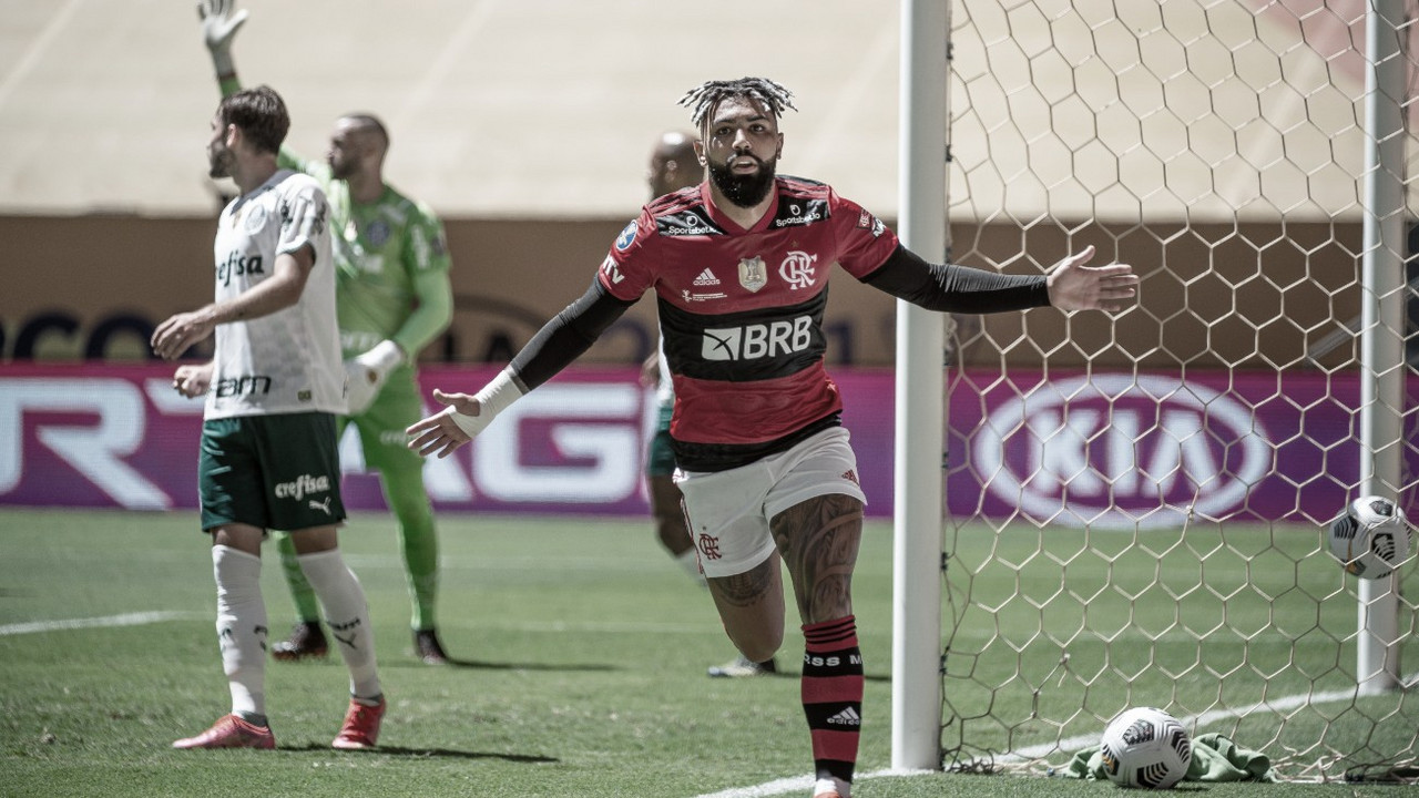 Jogão em Brasília! Flamengo derrota Palmeiras nos pênaltis e se torna bicampeão da Supercopa do Brasil