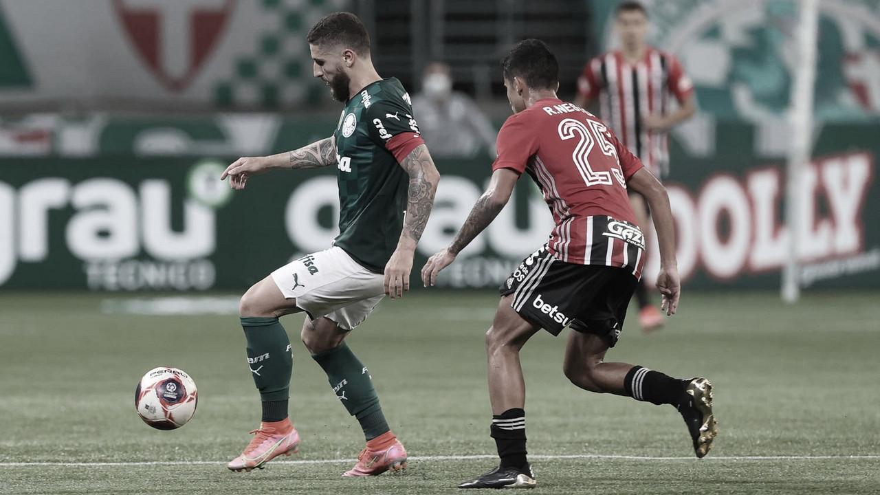 Após sequência de derrotas, Palmeiras busca recuperar boa fase diante do Botafogo-SP