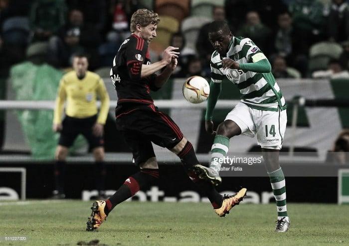 """Bayer Leverkusen x Sporting: A última palavra do """"leão"""""""