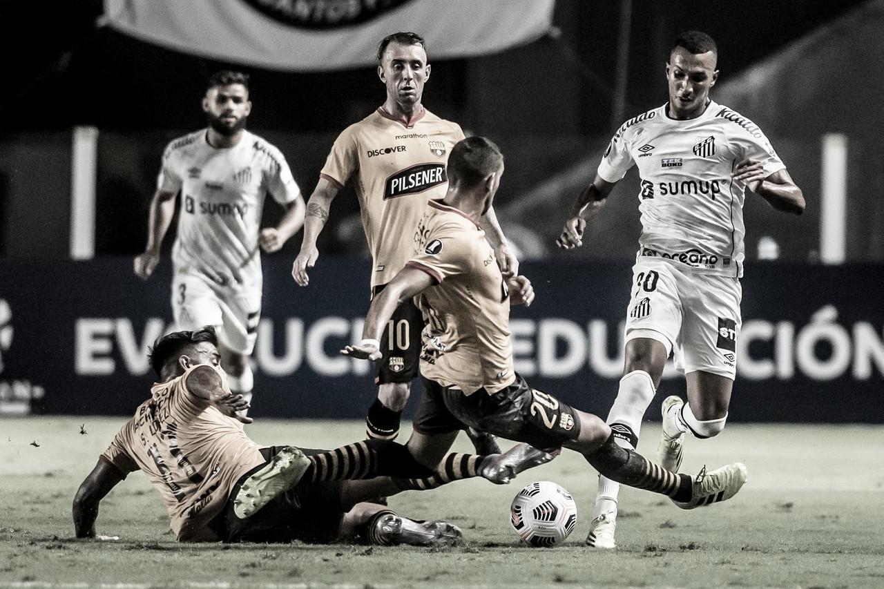 Agora ou nunca: Santos precisa de fé e bola no pé para classificar na Libertadores