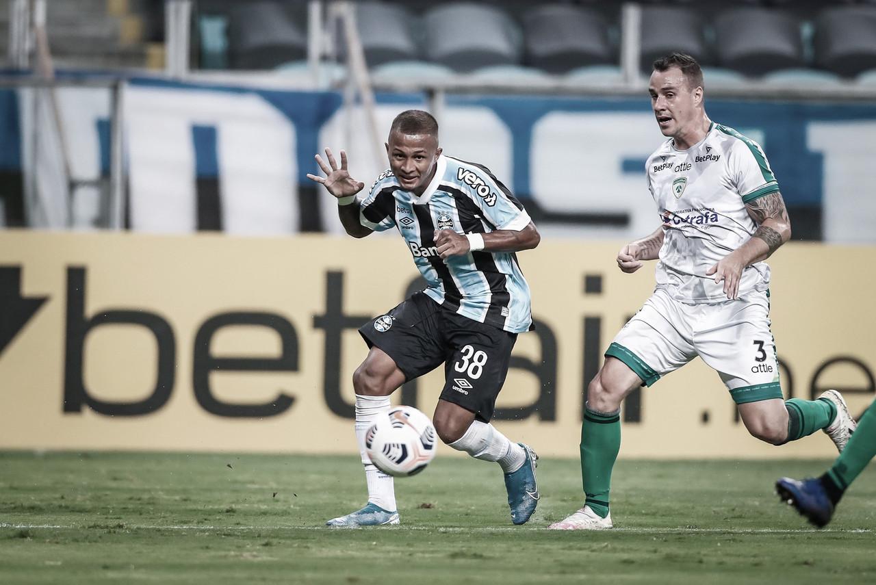 Classificado na Sul-Americana, Grêmio visita La Equidad com time de transição