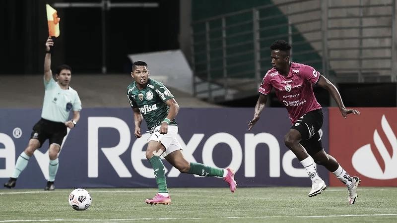 Palmeiras visita Independiente del Valle buscando confirmar classificação para oitavas da Libertadores