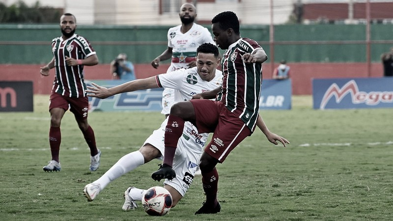 Gols e melhores momentos Fluminense 3 x 1 Portuguesa-RJ pelo Cariocão 2021
