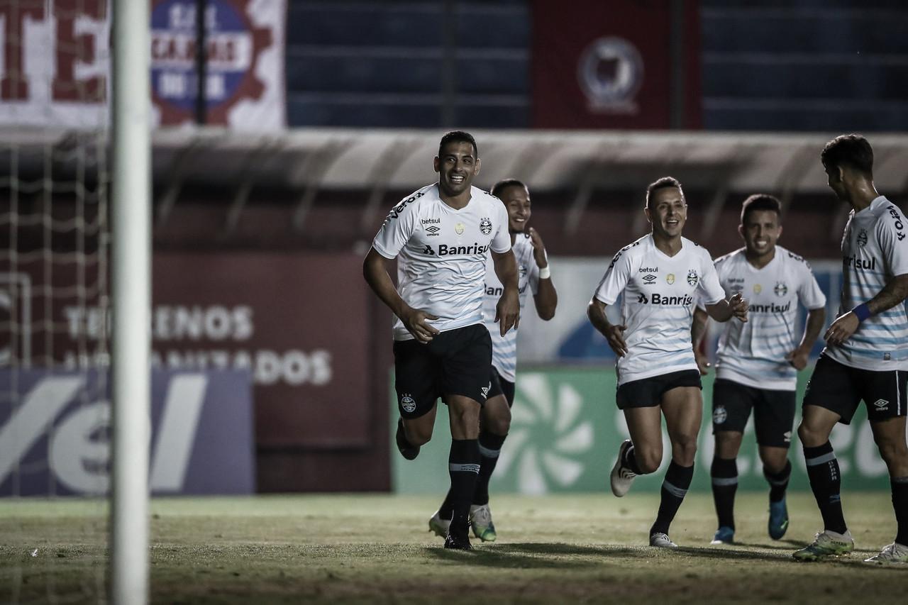 Gols e melhores momentos Grêmio x Aragua pela Sul-Americana (8-0)