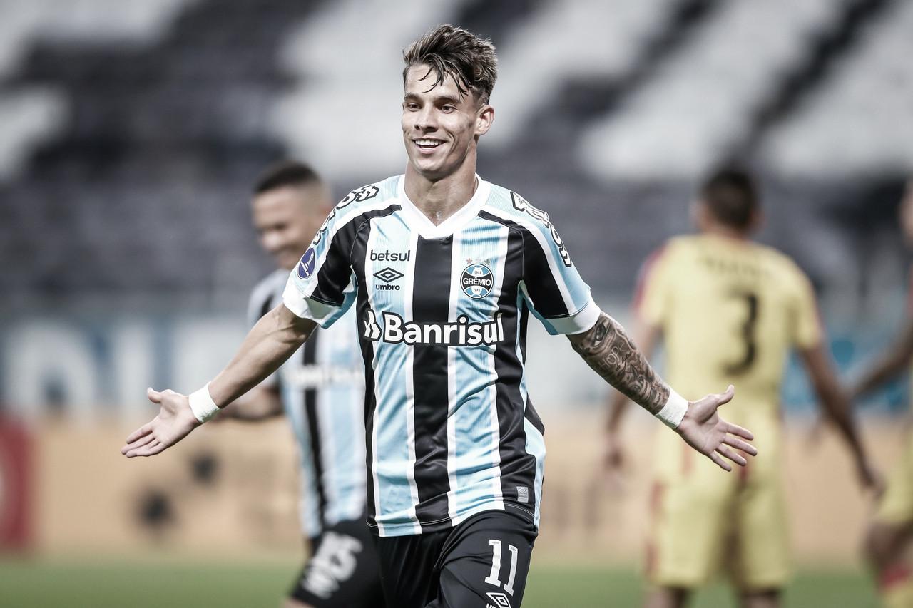 Grêmio recebe Lanús em busca da classificação antecipada na Sul-Americana