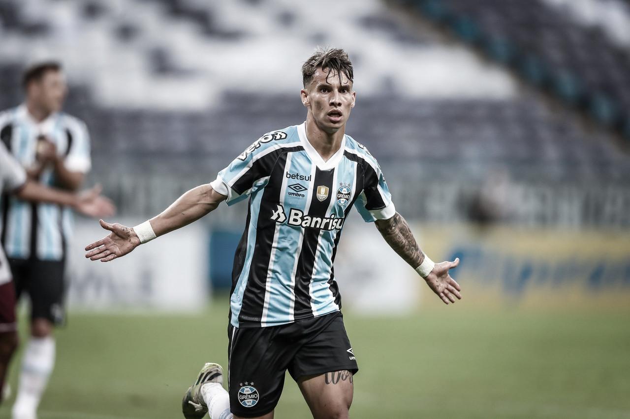Grêmio bate Caxias novamente e está na final do Campeonato Gaúcho