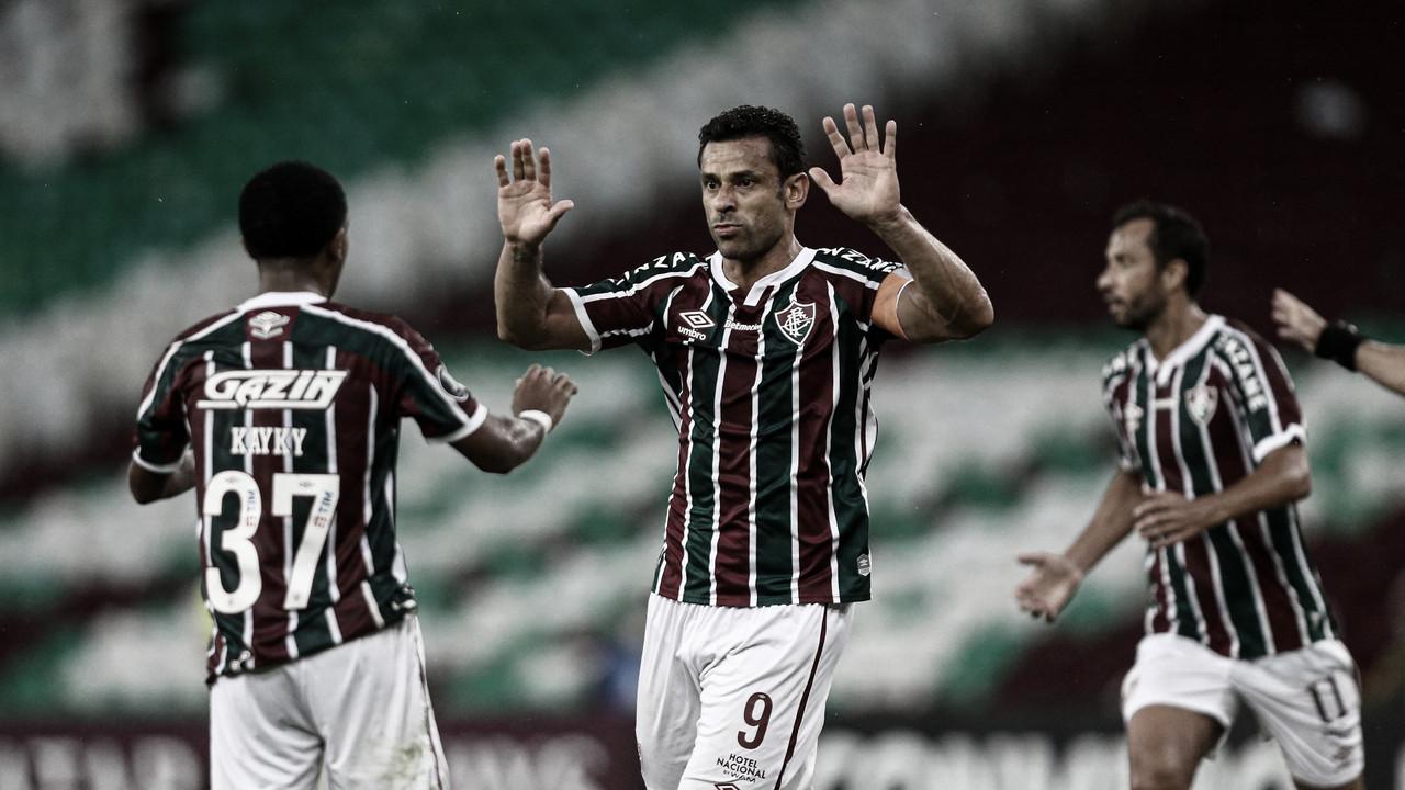Fluminense vira sobre Santa Fé e se aproxima de classificação às oitavas da Libertadores