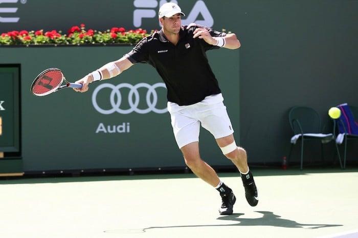 ATP Indian Wells: John Isner downs Adrian Mannarino in Straights