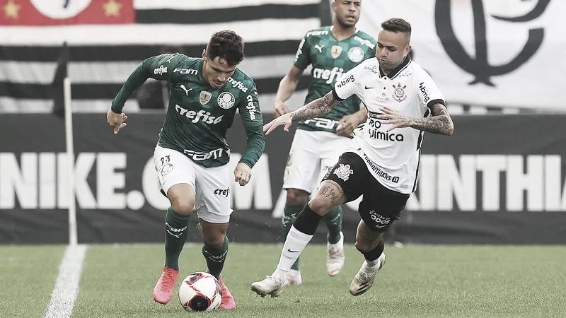 Derby dos pressionados! Após eliminações na Copa do Brasil, Palmeiras e Corinthians fazem clássico no Brasileirão