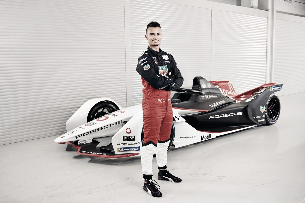 Porsche anuncia Pascal Wehrlein para próxima temporada da Fórmula E