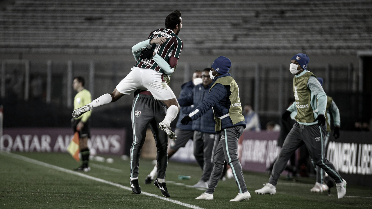 Fred rege, Nenê capitaliza e Fluminense avança às oitavas da Libertadores com vitória monumental sobre River Plate