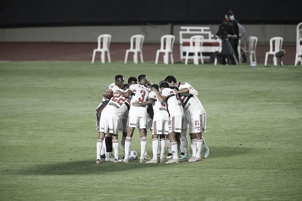 Sem Crespo, São Paulo vista Atlético-GO em busca da primeira vitória na Série A