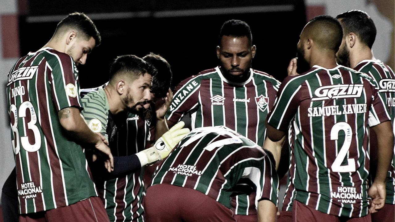 Em alta, Fluminense recebe Cuiabá para manter a boa fase