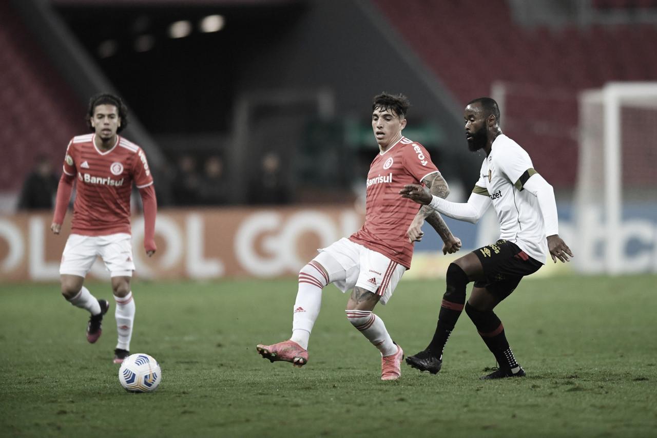 Gol e Melhores Momentos de Sport x Internacional (0-1)