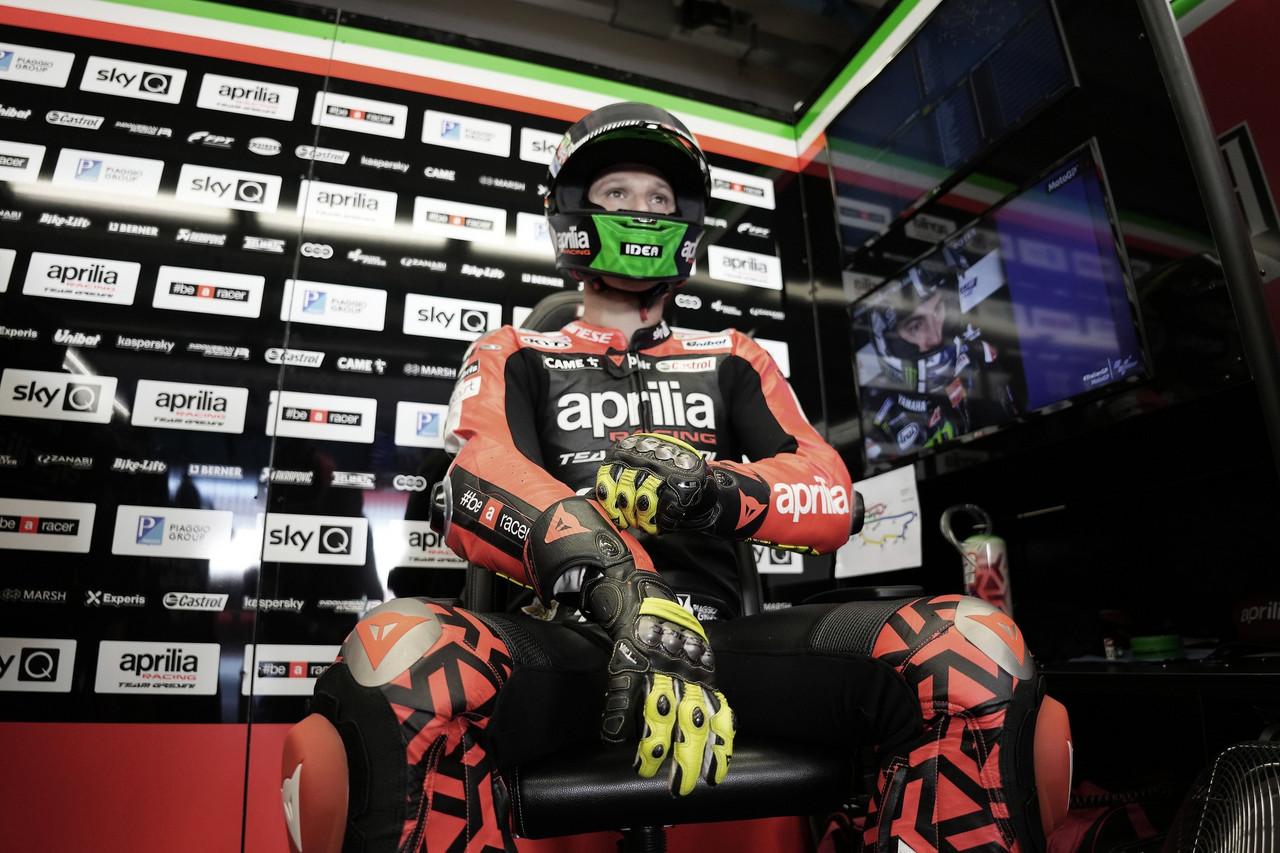 Savadori, el gran desconocido de MotoGP