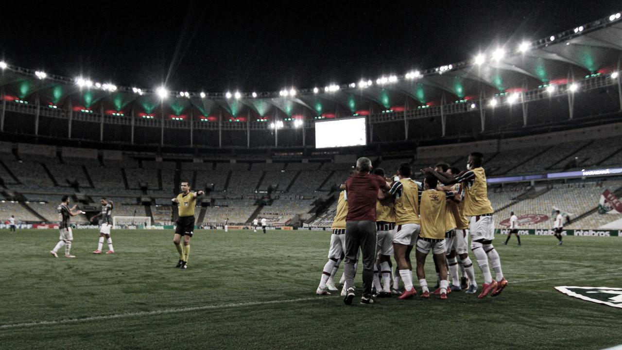 Com atuação de gala, Fluminense vence RB Bragantino e sai em vantagem na Copa do Brasil