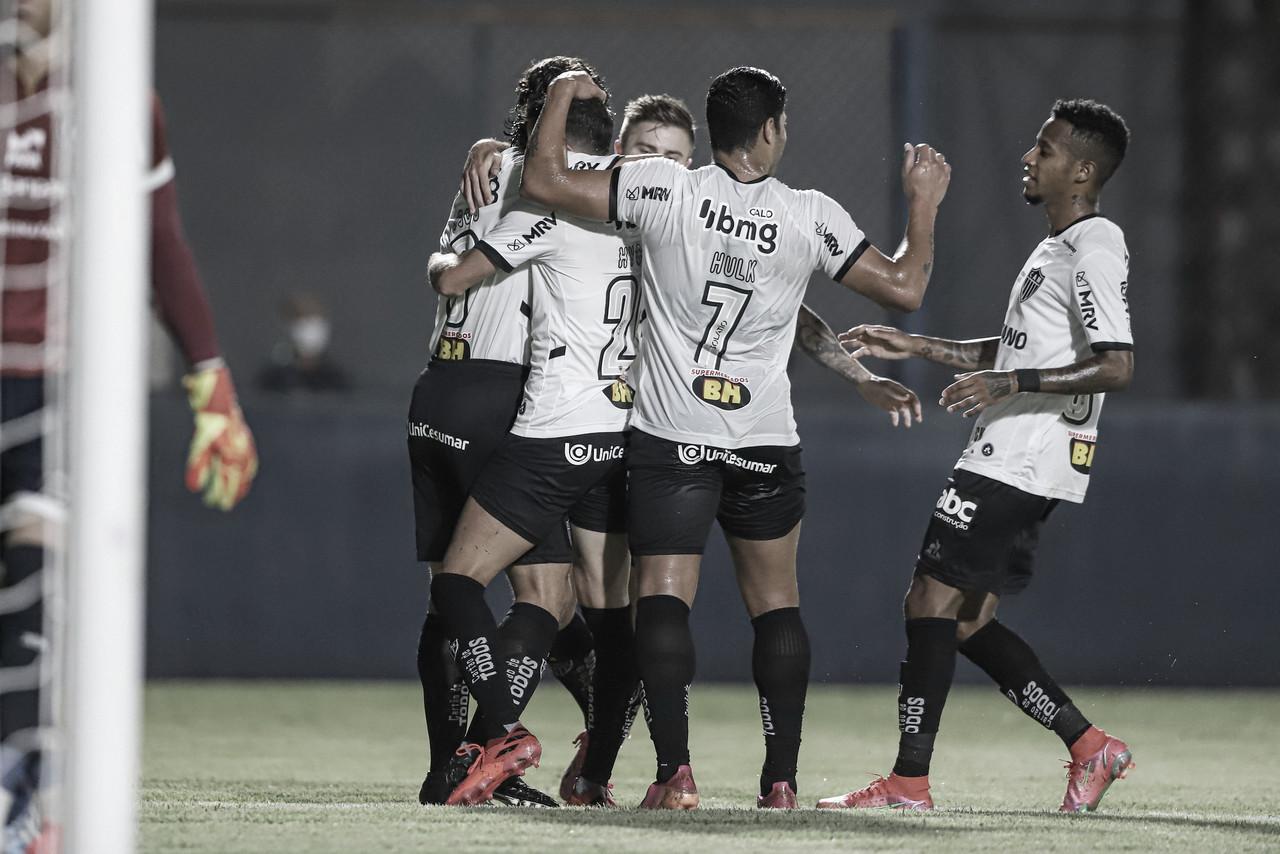 Atlético-MG recebe Remo na briga por vaga nas oitavas da Copa do Brasil
