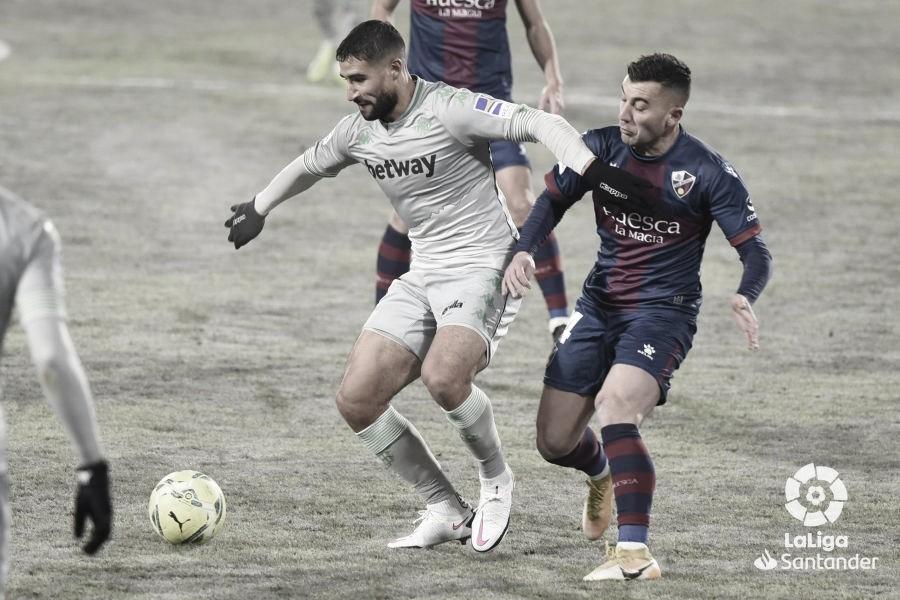 Análisis post: dos zarpazos de Mandi y Sanabria congelaron El Alcoraz