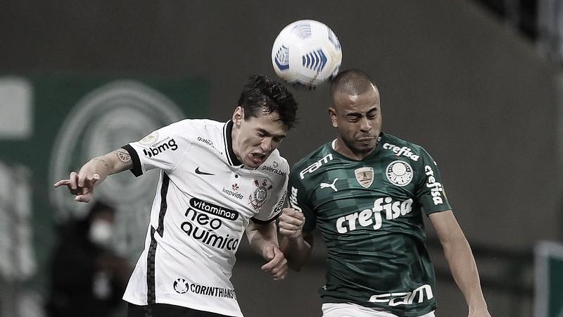 Palmeiras e Corinthians travam equilíbrio tático e ficam no empate no Dérbi