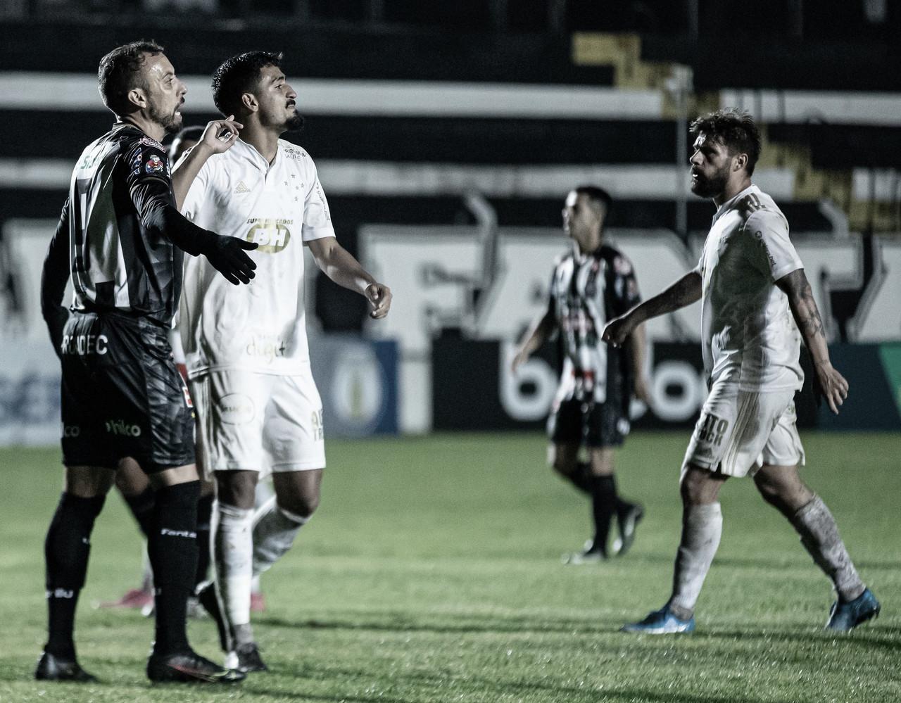 Gols e melhores momentos Cruzeiro x Operário-PR pela Série B (1-1)