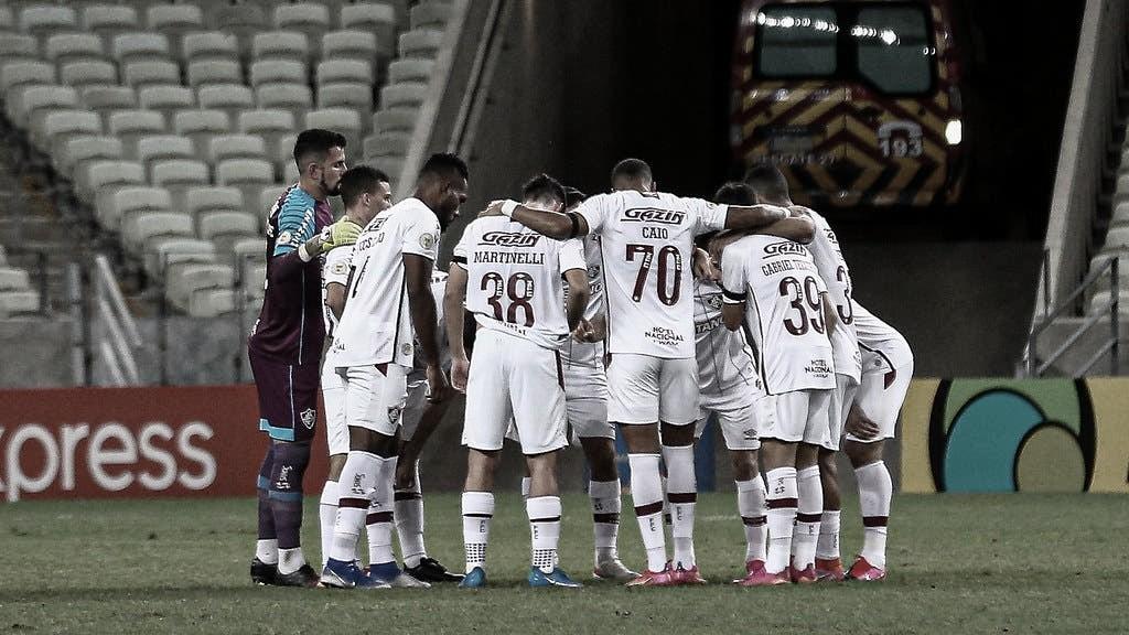 Opinião: a torcida voltou, mas o futebol do Fluminense não