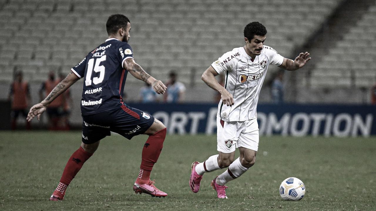 Fortaleza e Fluminense empatam e mantém invencibilidade no Brasileiro