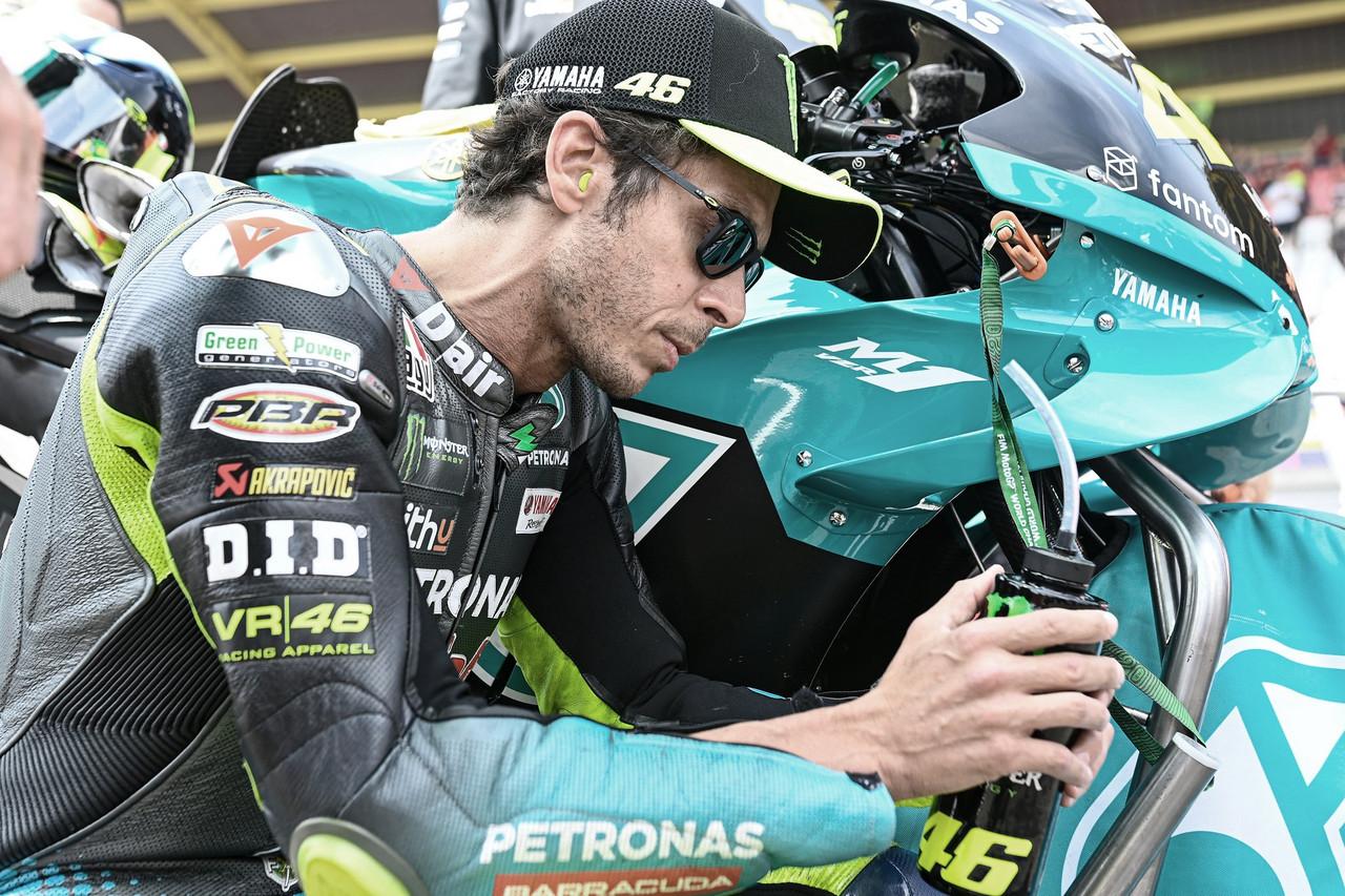 Rossi cuenta con el apoyo del príncipe de Arabia Saudí