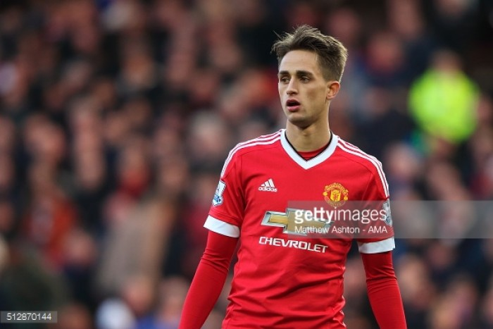 Real Sociedad confirm interest in Man United's Adnan Januzaj