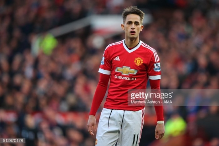 Manchester United set to sell Adnan Januzaj to Real Sociedad