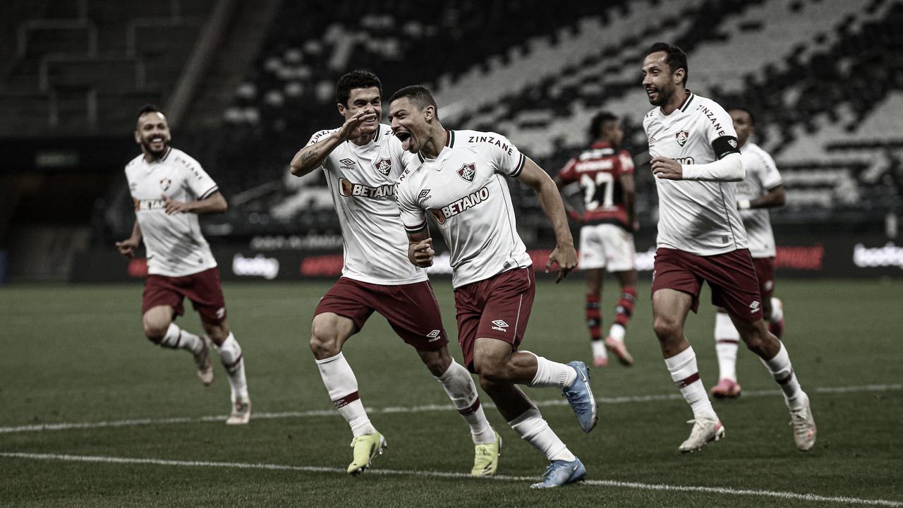 Com gol no fim, Fluminense derrota Flamengo e cola no G-6 do Brasileirão