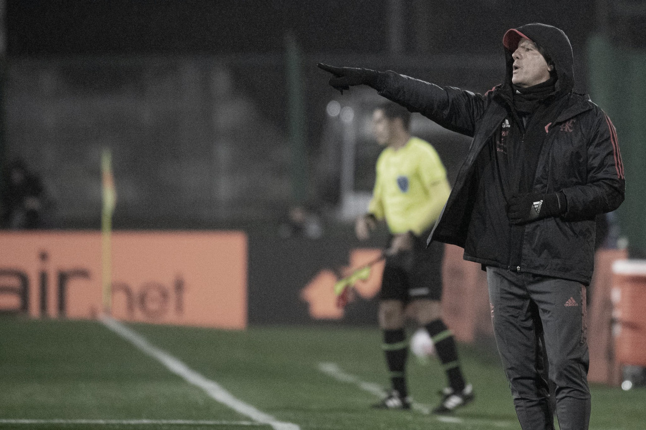 Renato Portaluppi admite atuação ruim, mas valoriza vitória do Flamengo e atuação de Michael