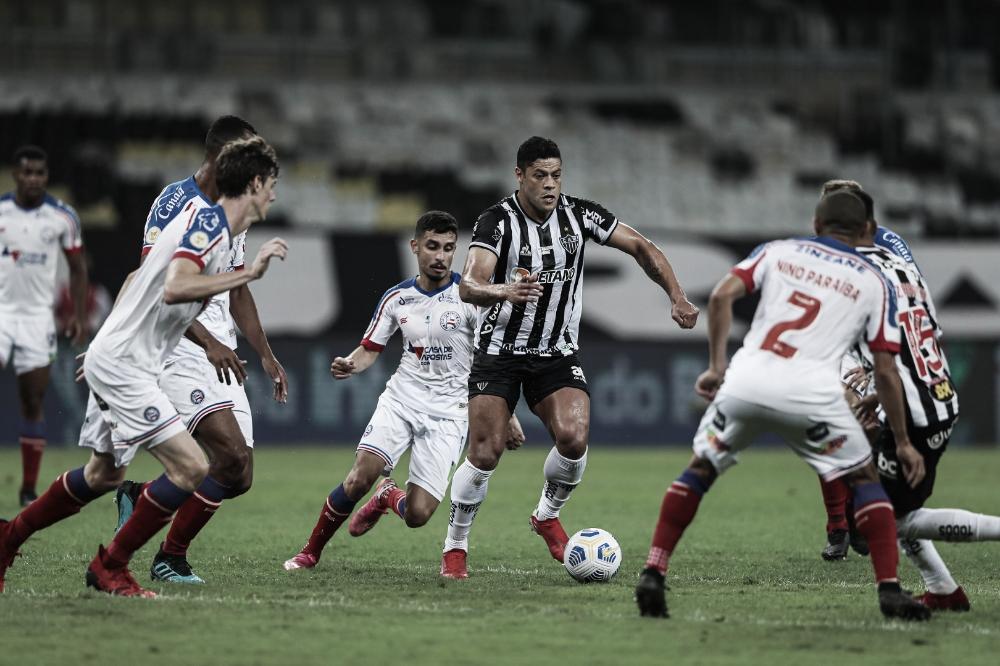 Buscando a virada, Bahia recebe Atlético-MG pela Copa do Brasil