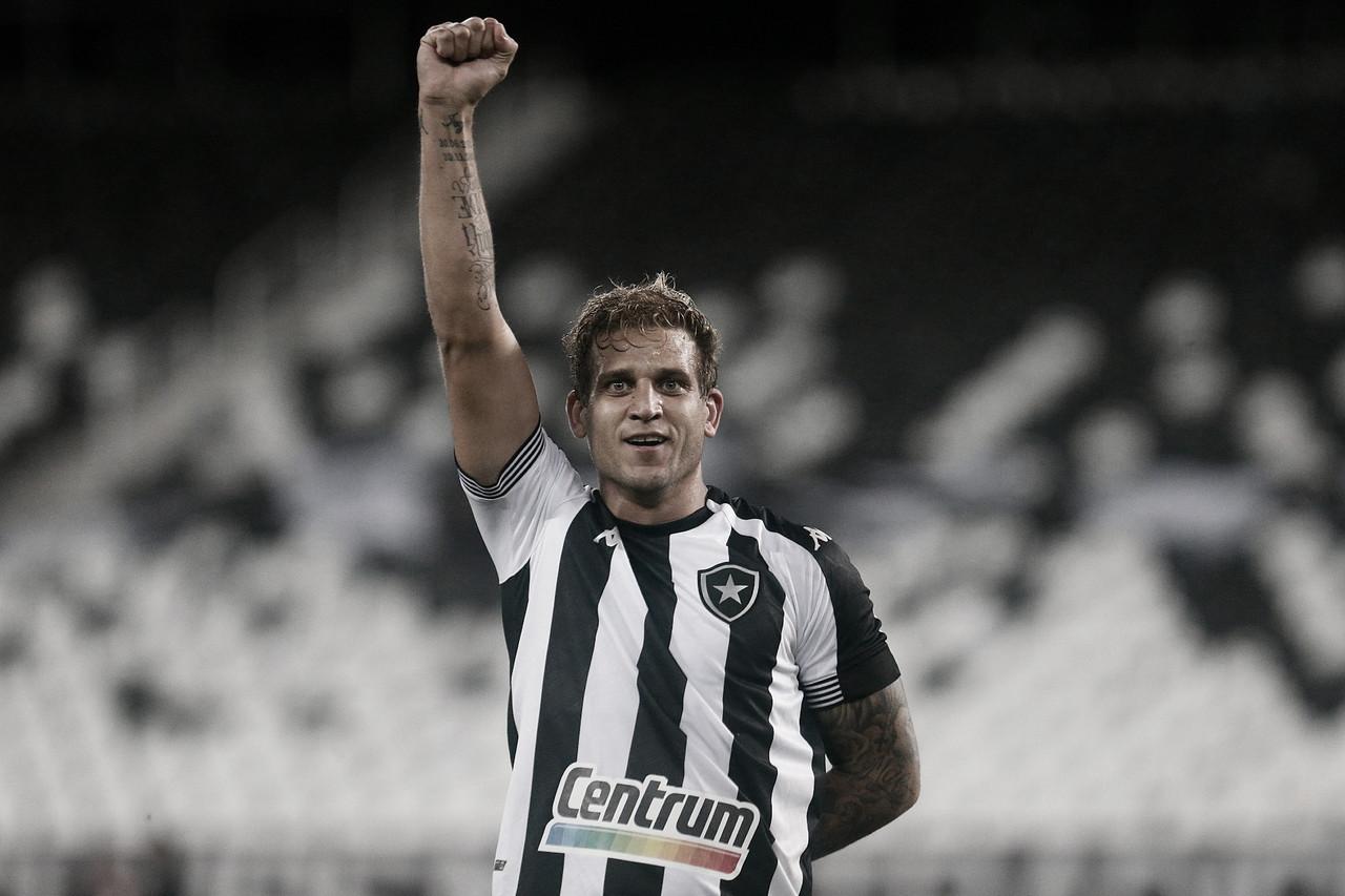 Botafogo controla Ponte Preta e alcança quarta vitória consecutiva na Série B