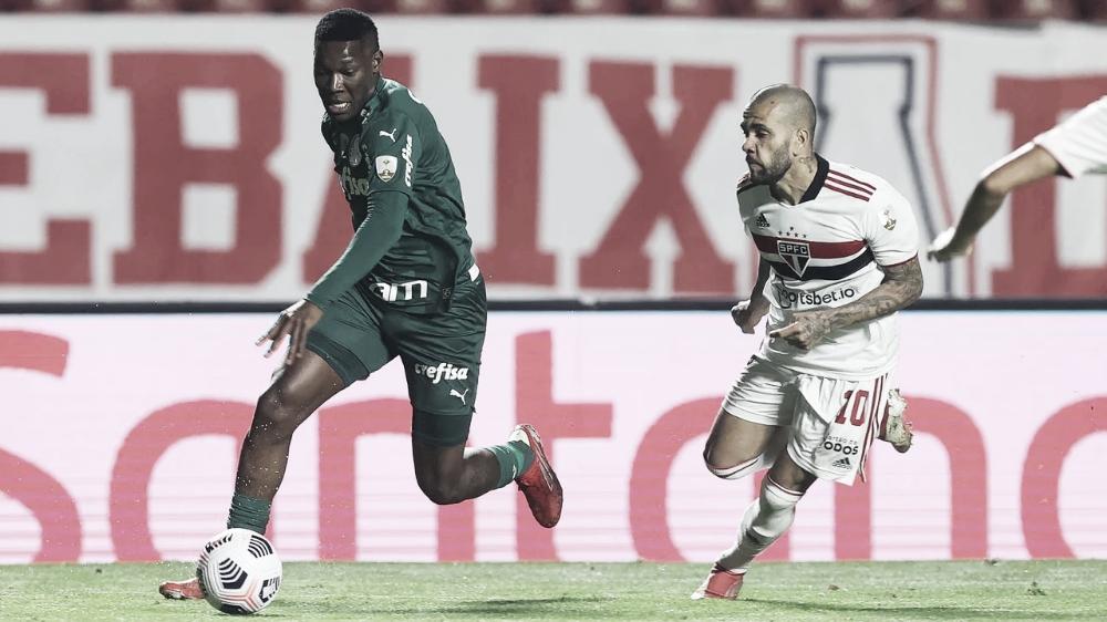 Gols e melhores momentos para Palmeiras 3x0 São Paulo pela Copa Libertadores