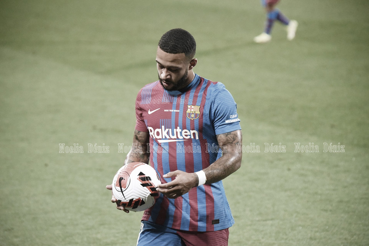 Memphis, Eric Garcia y Emerson valoran su llegada al FC Barcelona