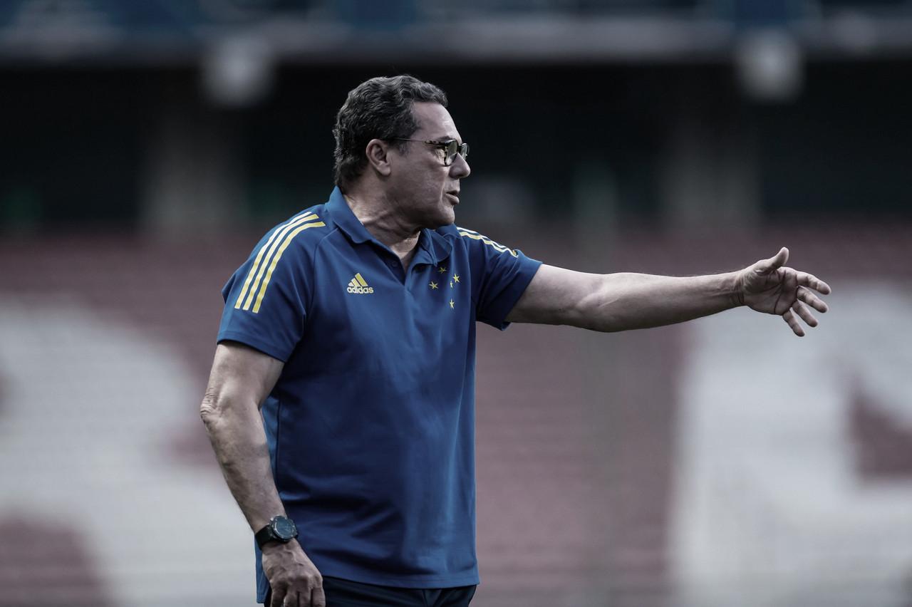 """Luxemburgo analisa empate do Cruzeiro como positivo, mas pondera: """"Fizemos por merecer um resultado melhor"""""""