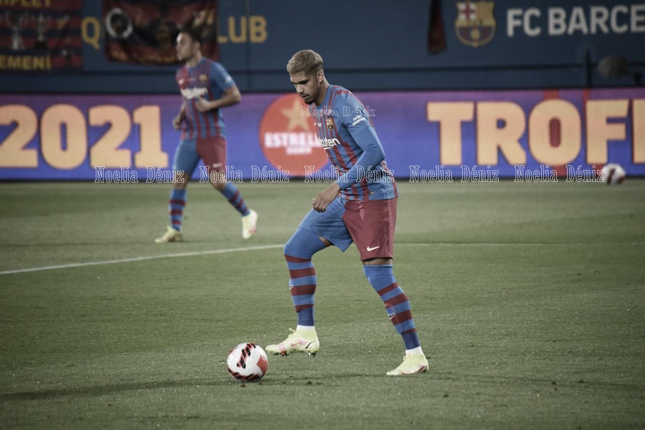 FC Barcelona vs Granada en vivo y en directo en LaLiga Santander