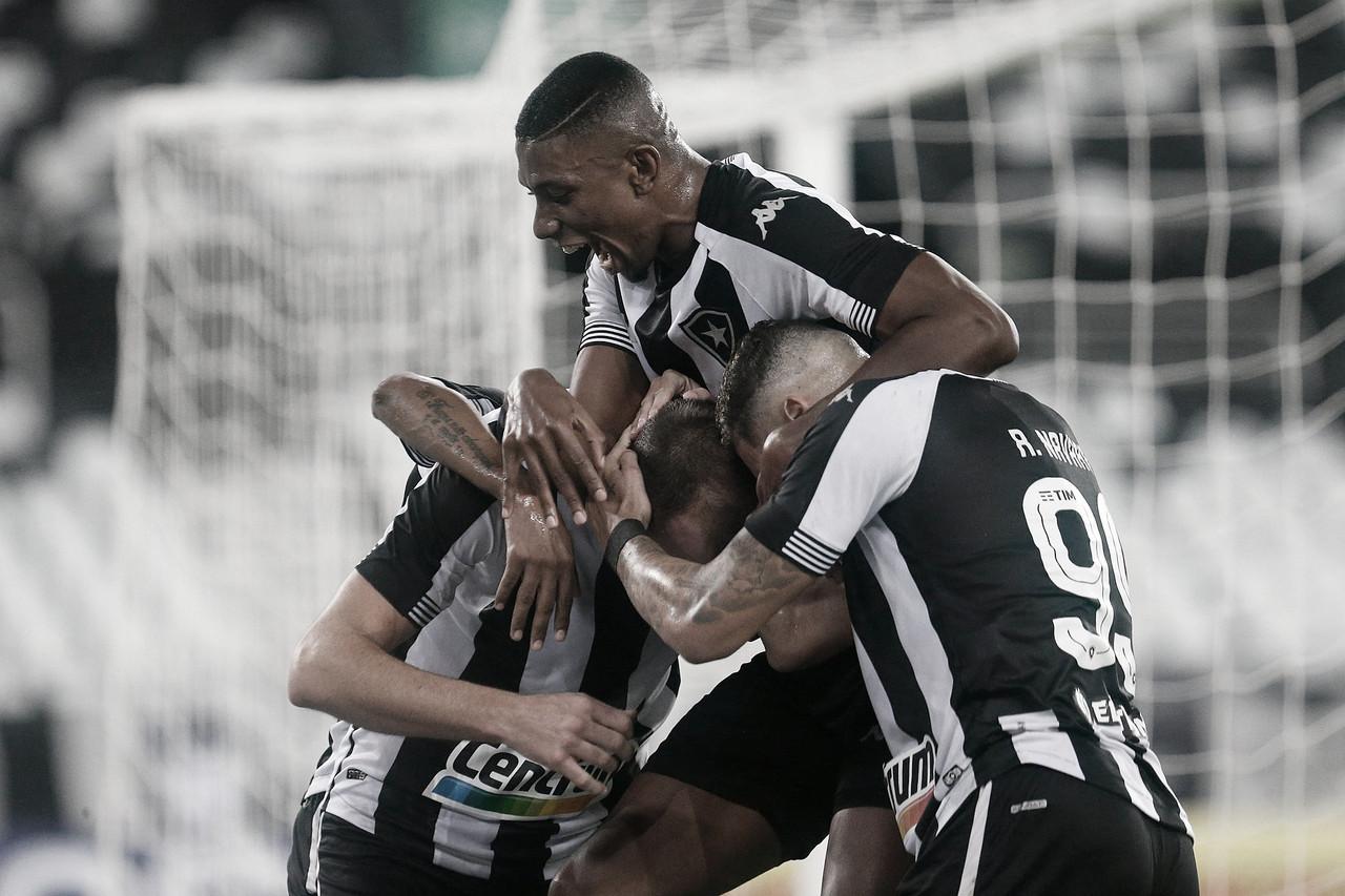 Para encostar no G-4, Botafogo recebe Vila Nova no início do returno da Série B