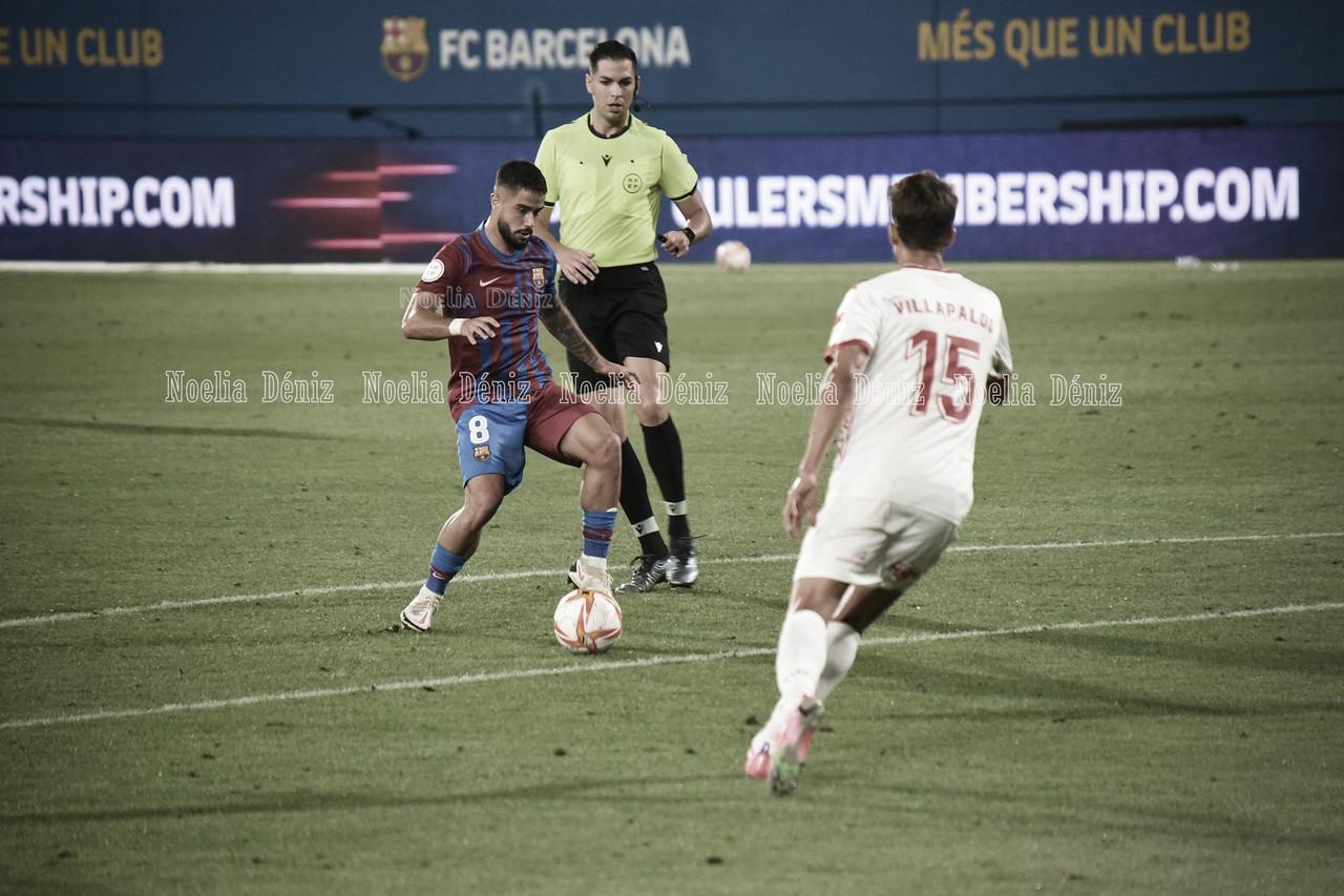 FC Barcelona B - Costa Brava en directo online en Primera RFEF (0-0)