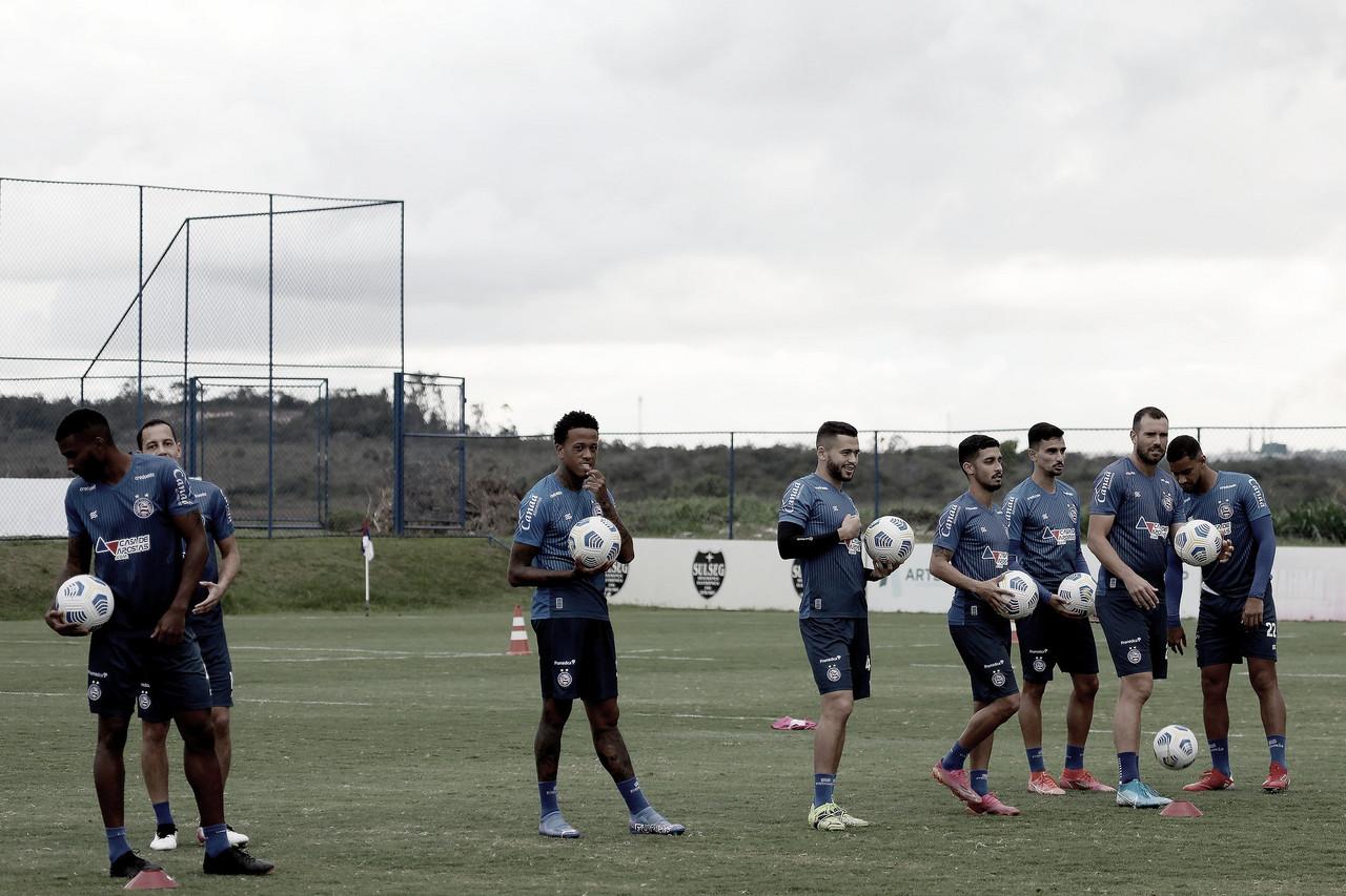Em apuros, Bahia busca três pontos contra Fortaleza pelo Campeonato Brasileiro