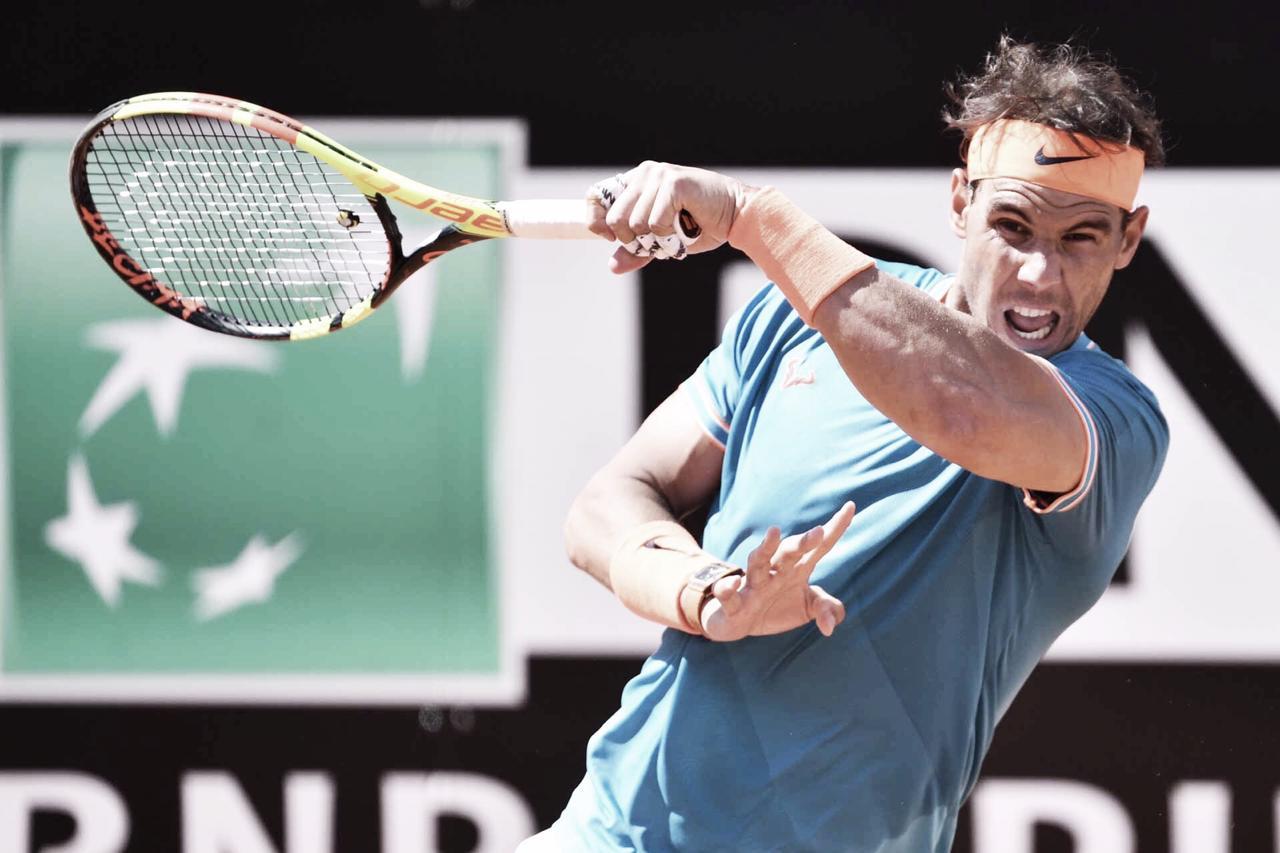 Nadal joga bem, atropela Verdasco e disputará uma vaga na decisão do Masters 1000 de Roma