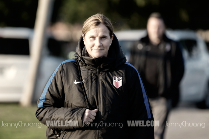 Dear diary: Jill Ellis is a bad tactician