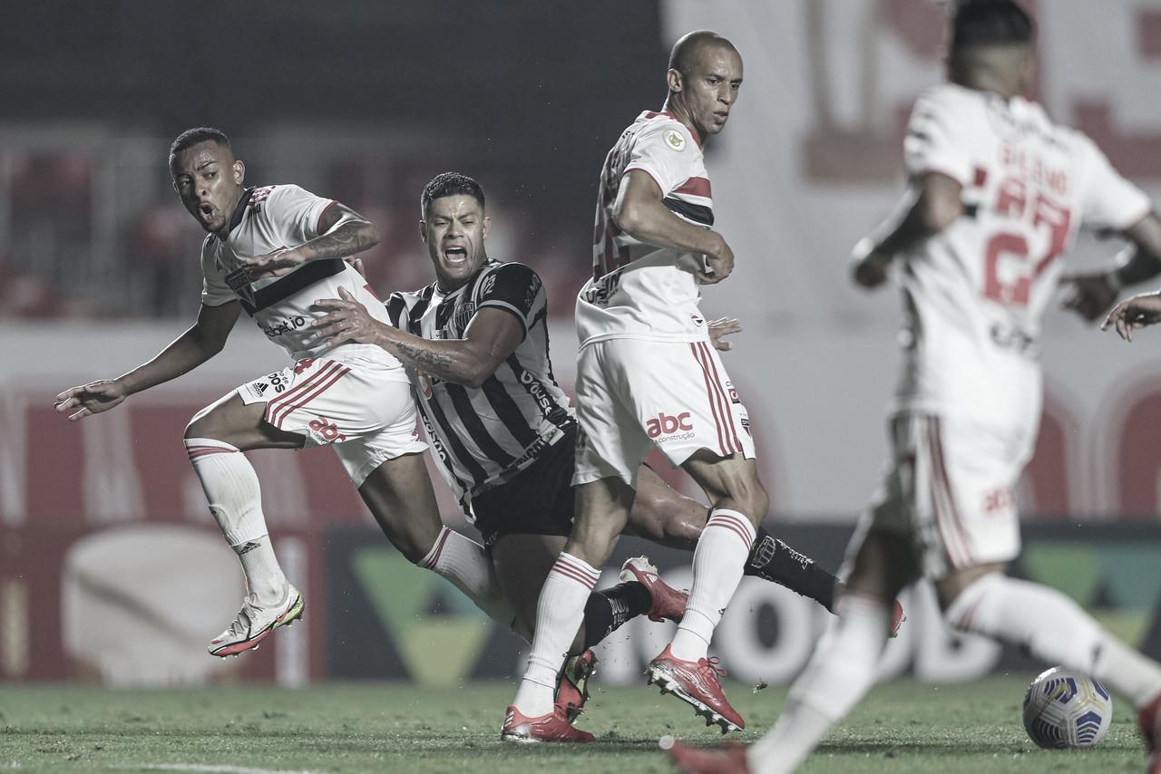 Em jogo morno, São Paulo e Atlético não saem do empate sem gols no Morumbi