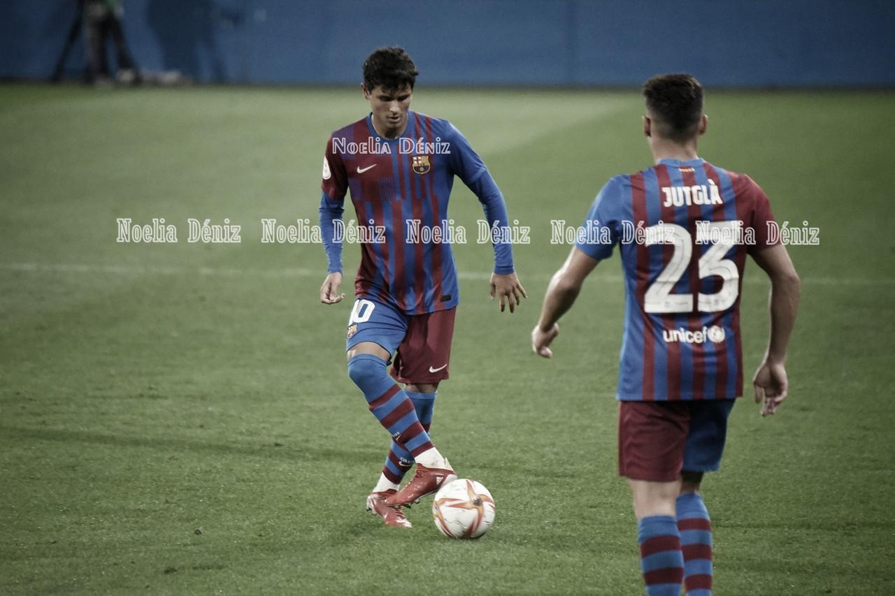 """Lucas De Vega: """"No ha sido nuestro mejor partido"""""""
