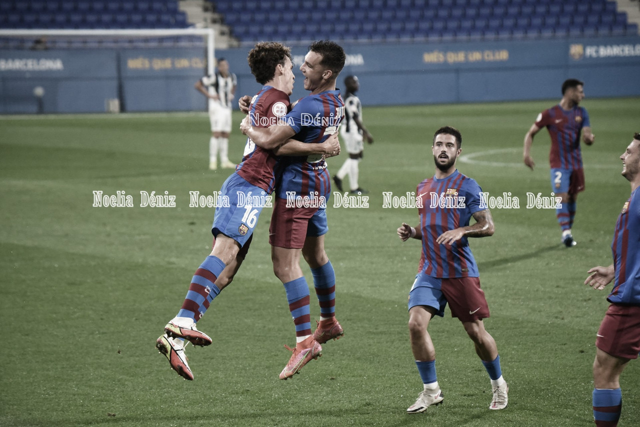 FC Barcelona B vs Andorra EN VIVO y en directo online, en la Primera RFEF