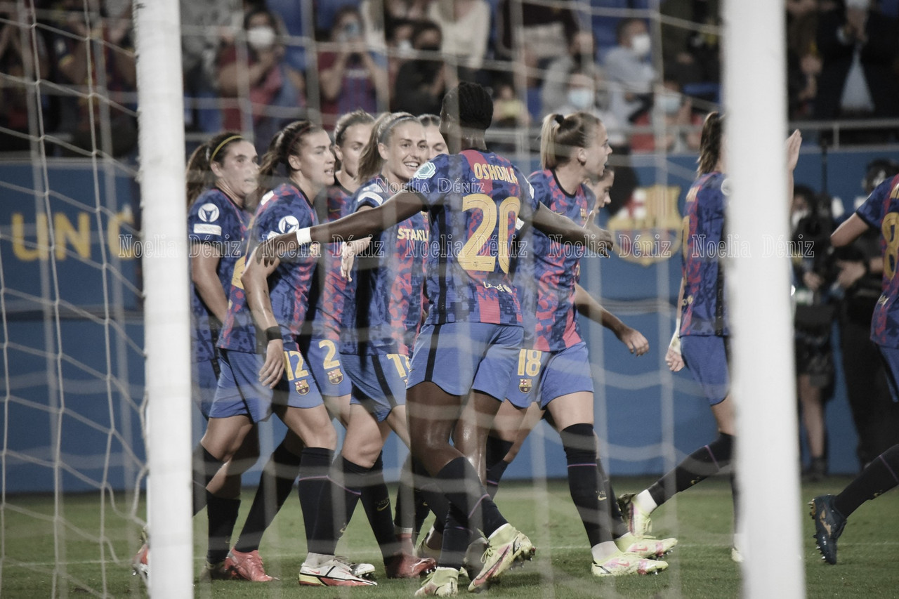 Previa FC Barcelona Femenino vs FC Koge: a conquistar Dinamarca