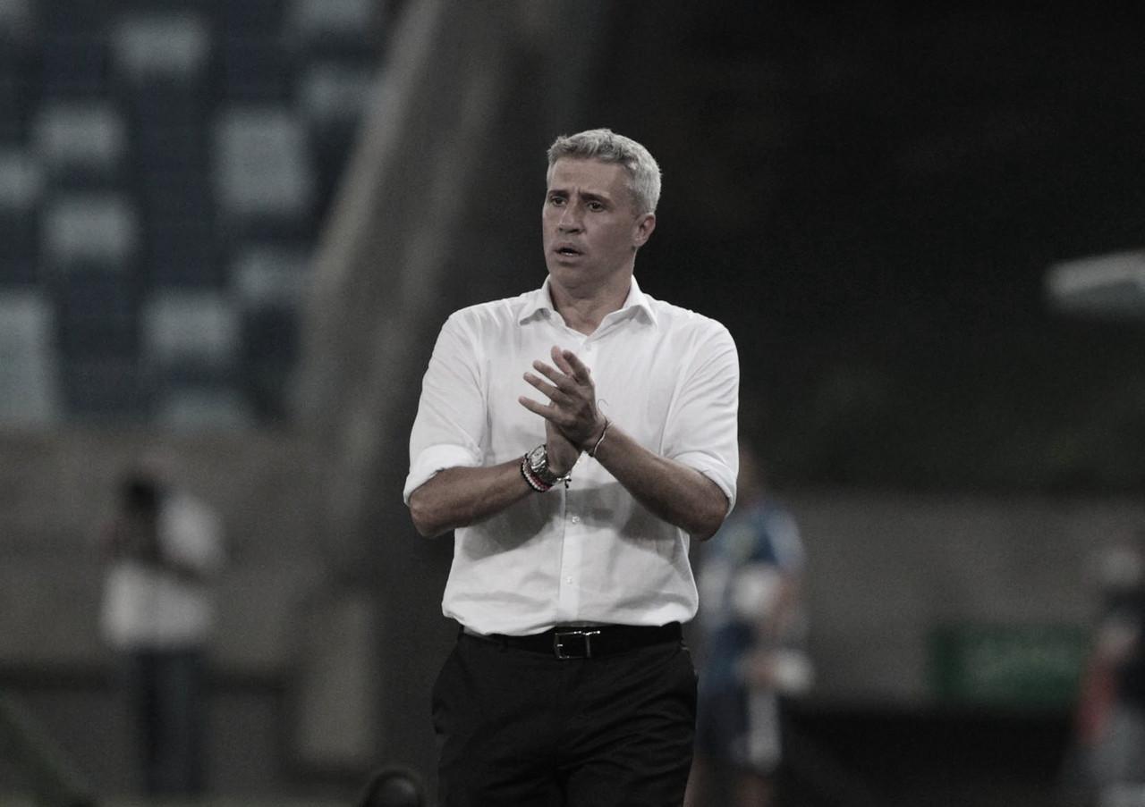 Oficial: Crespo não é mais treinador do São Paulo