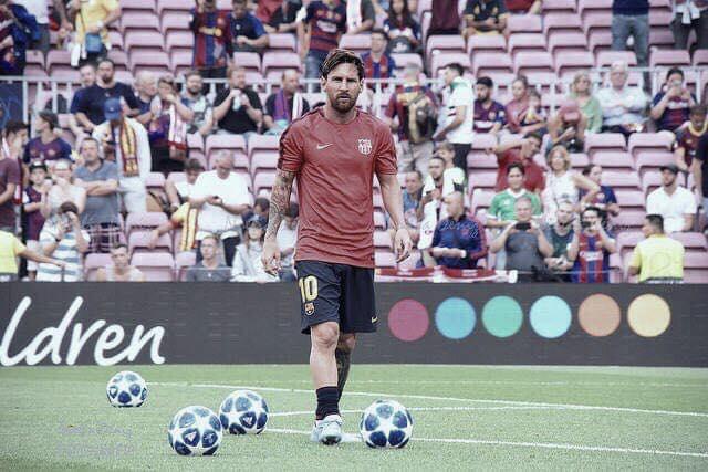 """Lionel Messi: """"Vamos a necesitar lo mejor de nosotros y de la gente para levantar la eliminatoria"""""""