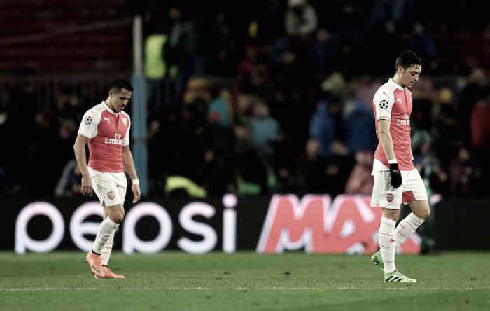 "Ídolo do Arsenal, Lehmann questiona caráter de Sánchez e Özil: ""Não adianta saber driblar"""