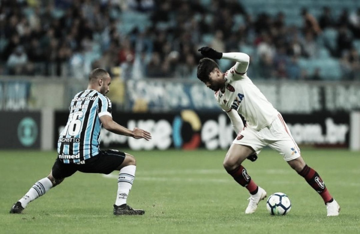 Resultado Flamengo x Grêmio pela Copa do Brasil 2018 (1-0)